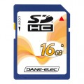 Carte SD HC 16Go Dane-Elec