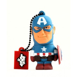 Clé USB 8Go Tribe Marvel Captain America