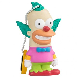 "Clé USB 8Go Tribe Simpsons ""Krusty"""