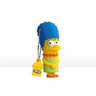 "Clé USB 8Go Tribe Simpsons ""Marge"""