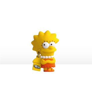 "Clé USB 8Go Tribe Simpsons ""Lisa"""