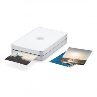 Imprimante Photo & Vidéo Portable Lifeprint Blanc