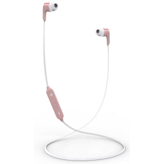 Ecouteurs Intra-Auriculaires Bluetooth Micro Rose Akashi