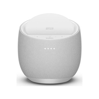 Enceinte/Chargeur Induction SoundForm Elite By Devialet Belkin Blanc