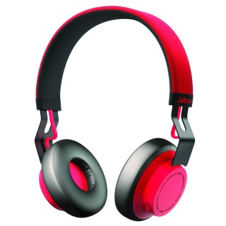 Casque Jabra Move Wireless Rouge