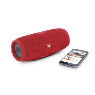 Enceinte JBL Charge3 Bluetooth Rouge