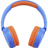Casque Bluetooth Junior JBL JR300BT Bleu/Orange