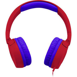 Casque Filaire Junior JBL JR300 Rouge/Bleu
