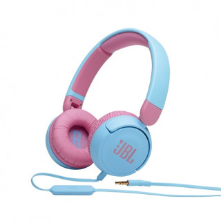 Casque Filaire Junior JBL JR310 Bleu/Rose