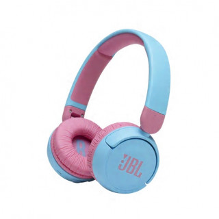 Casque Bluetooth Junior JBL JR310BT Bleu/Rose