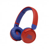 Casque Bluetooth Junior JBL JR310BT Rouge/Bleu