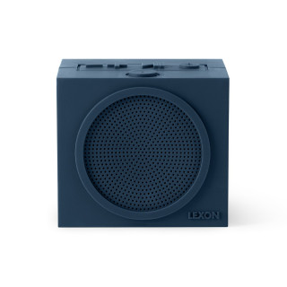 Enceinte Lexon Tykho Speaker Rechargeable Bluetooth Bleu LA104