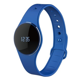 Montre Tracker Connectée ZeCircle MyKronoz Bleue