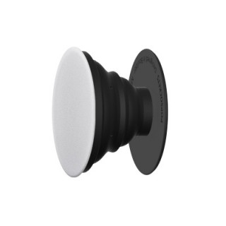 Support PopSockets Smartphone/Tablette Argent Aluminium