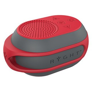 Enceinte Bluetooth Douche Pocket2 Ryght Grey/Berry
