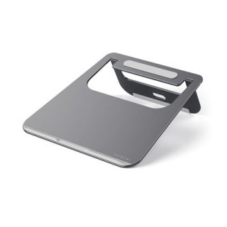 Support Ordinateur Portable/Tablette Satechi Aluminium Gris Sidéral