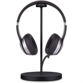 Support Chargeur Casque Fermata Twelve South Noir