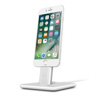 Support iPhone & iPad HiRise 2 Deluxe Twelve South Argent