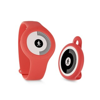 Tracker Activité & Sommeil Withings Go Rouge