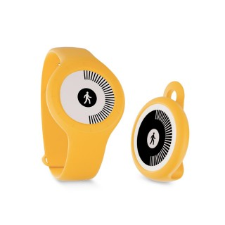 Tracker Activité & Sommeil Withings Go Jaune