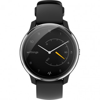 Montre Connectée Withings Move ECG Noir/Noir