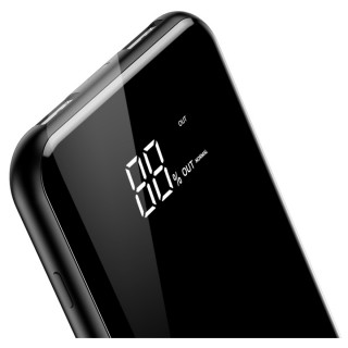 Batterie Induction Digitale Smartphone & Tablette 8000mAh Baseus Noir