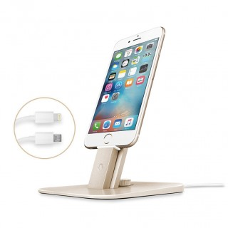 Support Chargeur iPhone & iPad HiRise Deluxe Twelve South Or