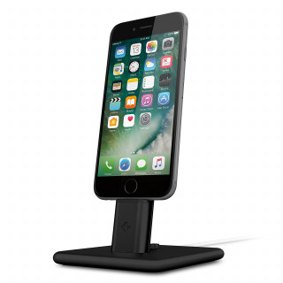Support Chargeur iPhone & iPad HiRise 2 Deluxe Twelve South Noir
