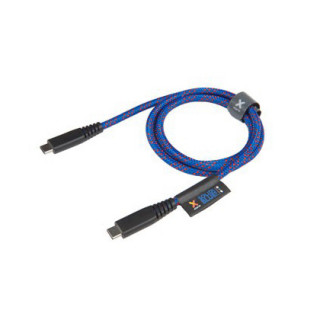 Câble USB-C/USB-C PD 1M Solid Blue Xtorm