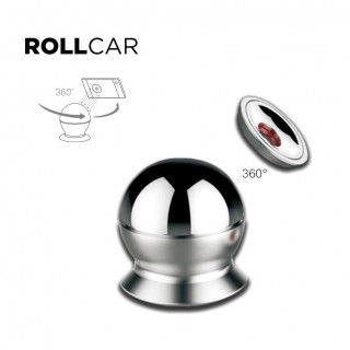 Support Magnétique 360° Voiture RollCar Smartphone