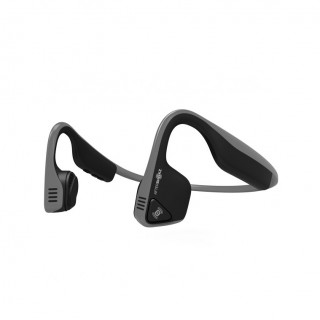 Casque A Conduction Osseuse Sans Fil AfterShokz Trekz Titanium Ardoise