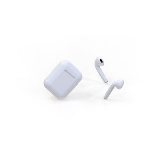 Ecouteurs Bluetooth Earbuds i21 iDiskk Blanc
