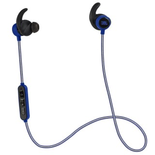 Ecouteurs Bluetooth Sport Reflect Mini BT JBL Bleu