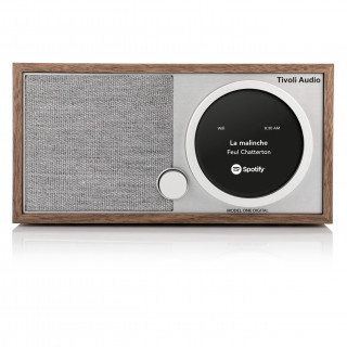 Radio Model One Digital DAB/DAB+/FM WiFi/Bluetooth Tivoli Noyer/Gris