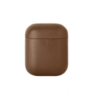 Etui Cuir Apple AirPods Native Union Marron