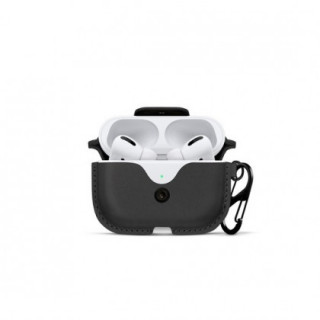 Etui Apple AirPods Pro Twelve South AirSnap Pro Noir