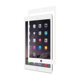Protection Ecran iPad Mini 4 iVisor AG Moshi Blanc