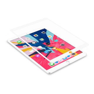 "Protection Ecran Apple iPad Air (2019)/iPad Pro 10.5"" iVisor AG Moshi Blanc"