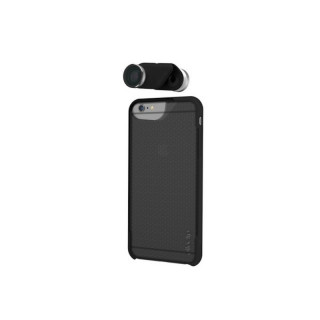 Objectif Photo 4-en-1 iPhone 6/6s/6 Plus/6s Plus + 2 OlloCase Olloclip