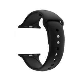 Bracelet Sport Apple Watch 42mm Access&Go Noir/Noir
