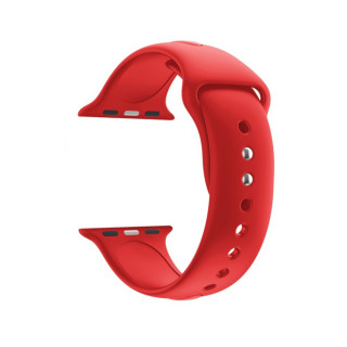 Bracelet Sport Apple Watch 42mm Access&Go Rouge/Rouge