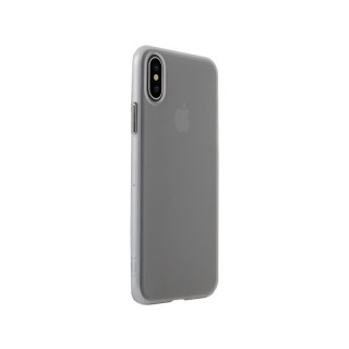 Coque Apple iPhone XS/X Aiino Z3ro Gris