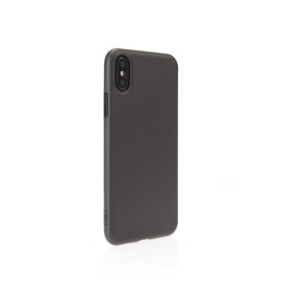 Coque Apple iPhone X Aiino Z3ro Noir Mat