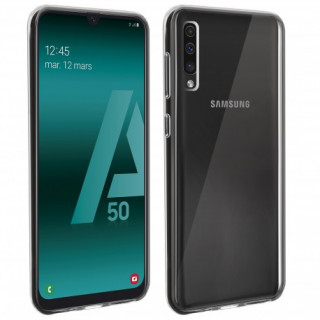 Coque Samsung Galaxy A50 Transparent Akashi