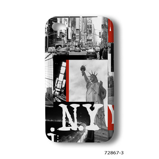 "Coque Akashi Apple iPhone 5/5S/SE ""Miss Liberty"""