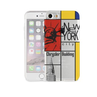 Coque Apple iPhone 7/8 Ultra Slim Liberty NYC Akashi