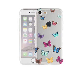 Coque Apple iPhone 7/8 Ultra Slim Papillons Akashi