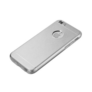 Coque Apple iPhone 7/8 Aluminium Argent Akashi