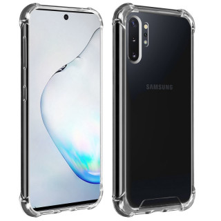 Coque Samsung Galaxy Note 10+ Contour Renforcé Akashi Transparent