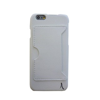 Coque Apple iPhone 6 Plus/6s Plus Porte-Carte Akashi Blanche